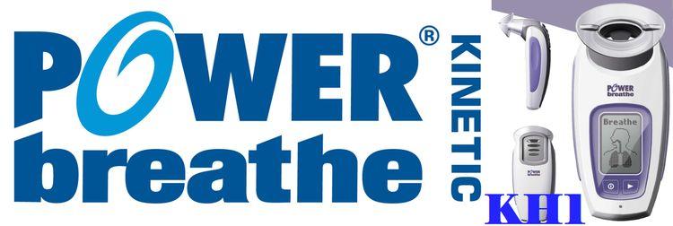 POWERbreathe KH1, el Primer POWERbreathe Serie K destinado a los Profesionales Sanitarios