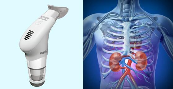 Entrenamiento Inspiratorio aplicado en enfermos renales