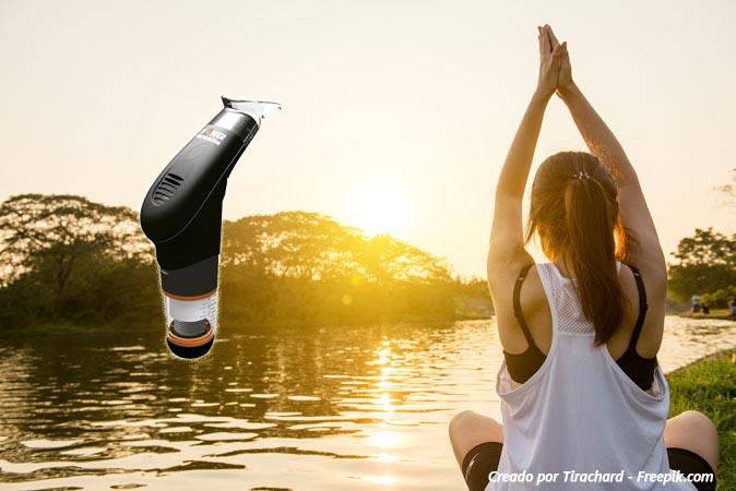 Influencia del entrenamiento respiratorio del Yoga y Test de esfuerzo