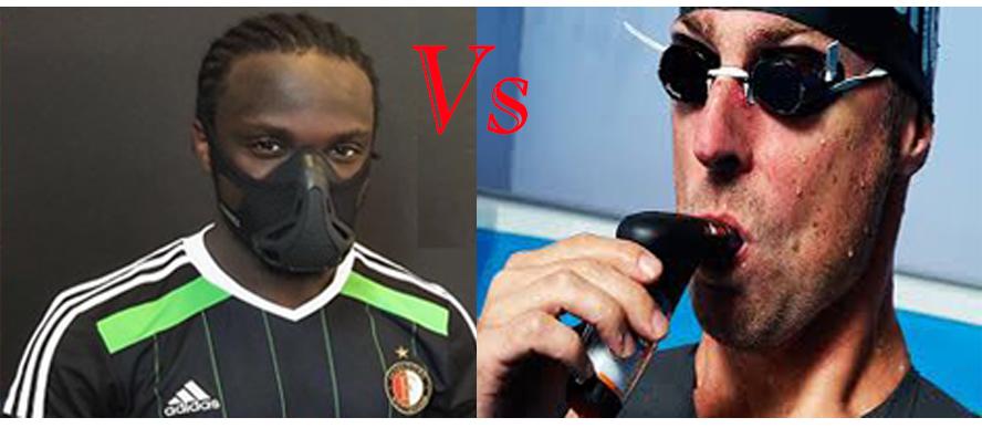 Comparativa Entrenamiento Respiratorio con POWERbreathe Vs Máscara de Entrenamiento Phantom