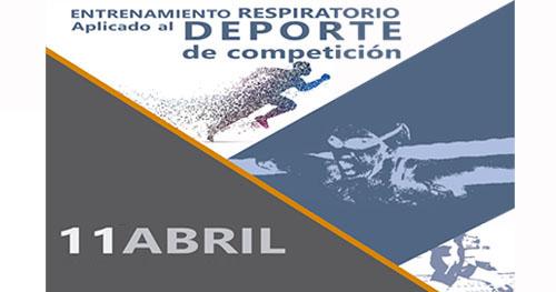 Conferencia Entrenamiento Respiratorio Aplicado al Deporte de Competición