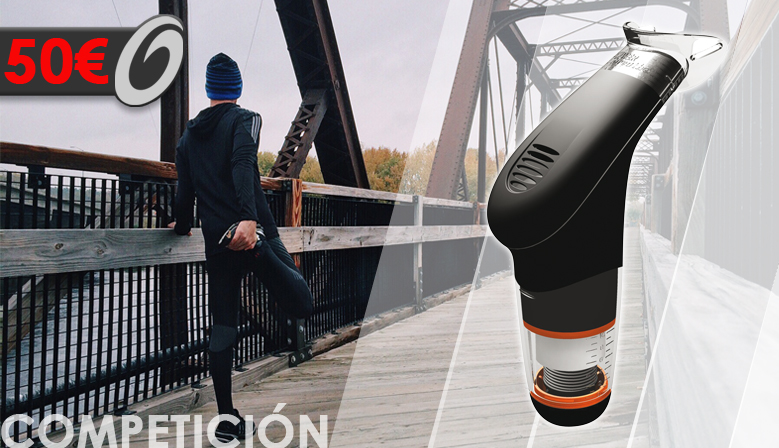 ¡Black Week! ¡POWERbreathe Black Competición en oferta!