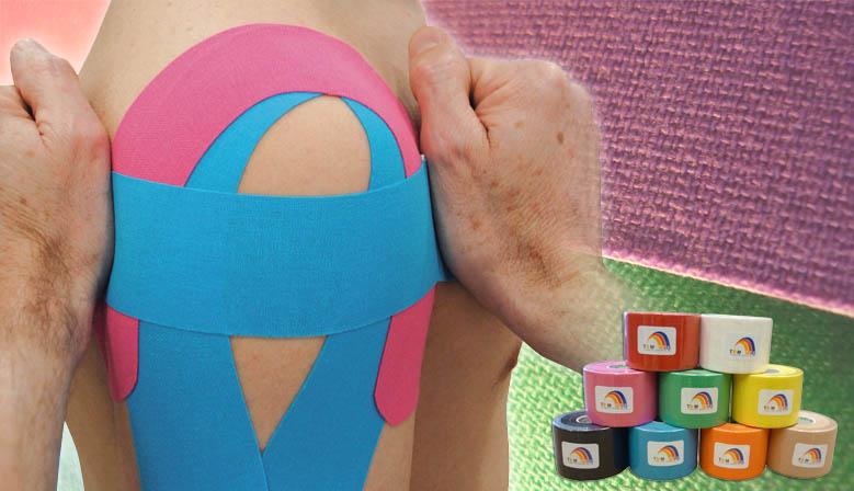 Usos y Aplicaciones del Vendaje Neuromuscular