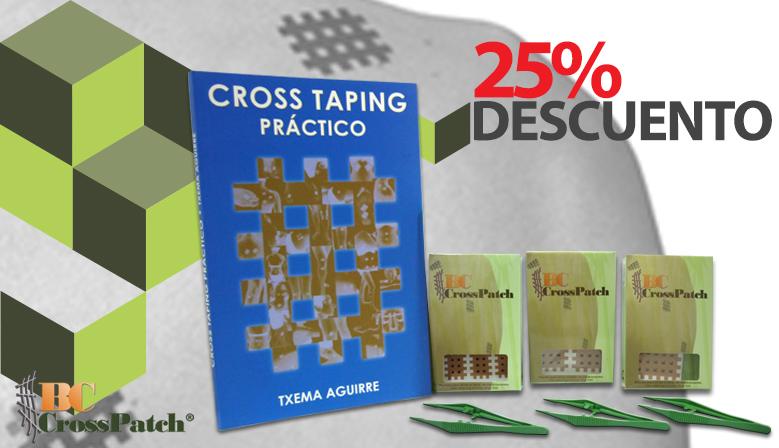 ¿Quieres saber todo lo necesario sobre el Uso, Aplicaciones y Efectos del Cross Taping?