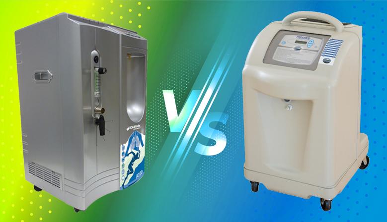 Generadores de Hipoxia: Hypoxico Summit II vs BioAltitude®  A100
