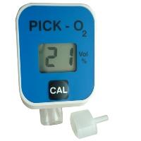 Pick o2 for Analizador de oxigeno