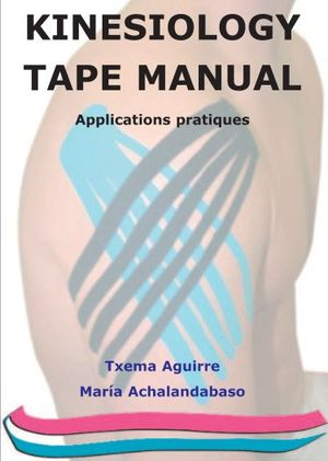 kinesiology taping bandage neuromusculaire tape kinesiotaping